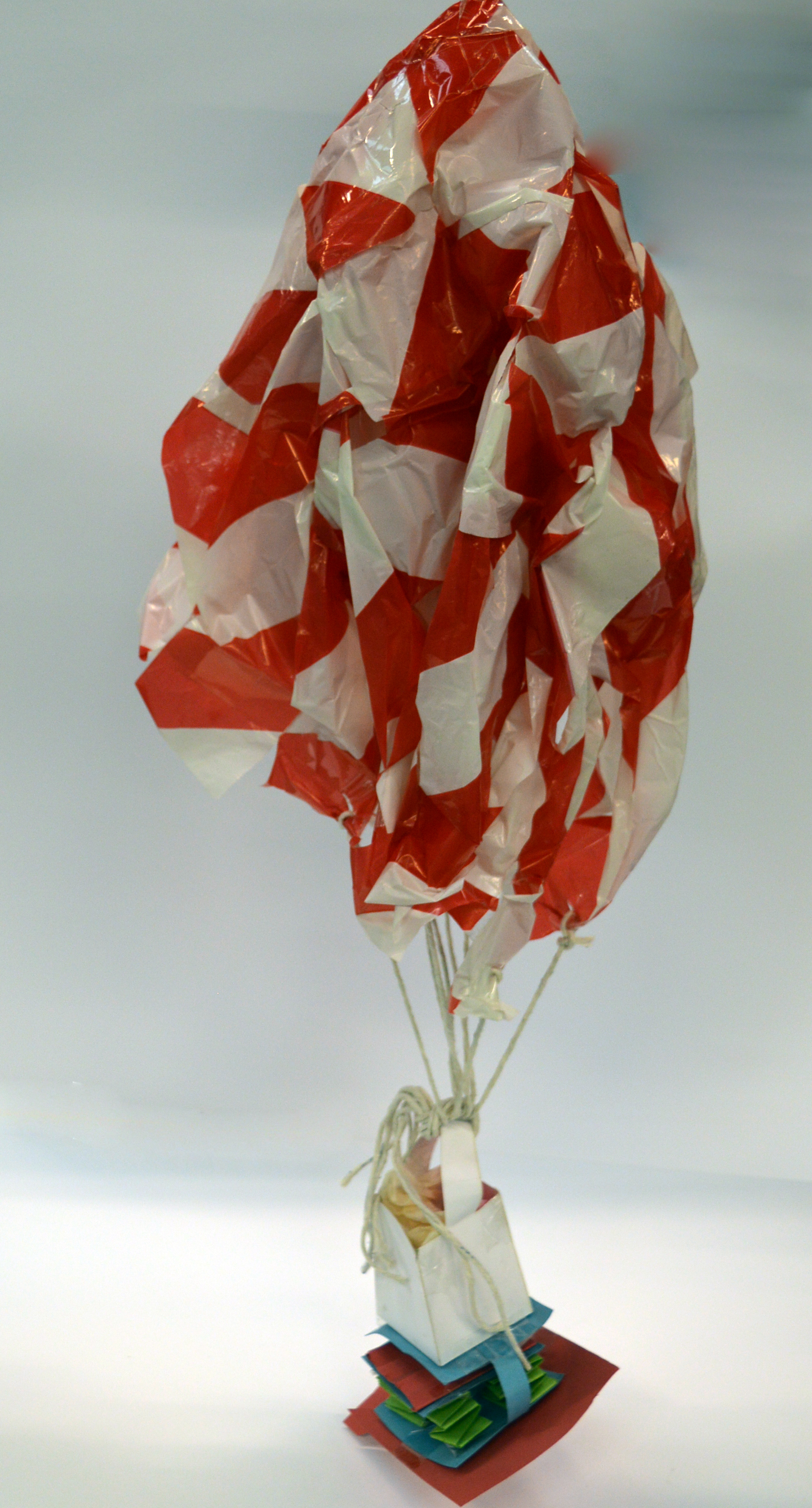 Parachuting Parcels