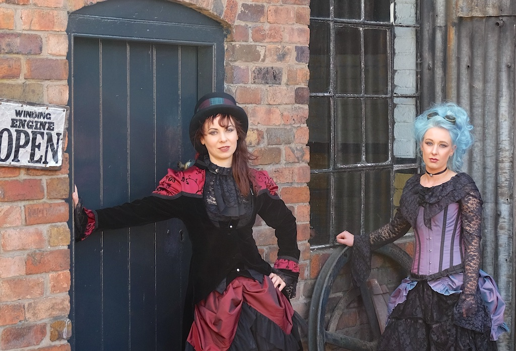 Ironbridge Steampunk Festival