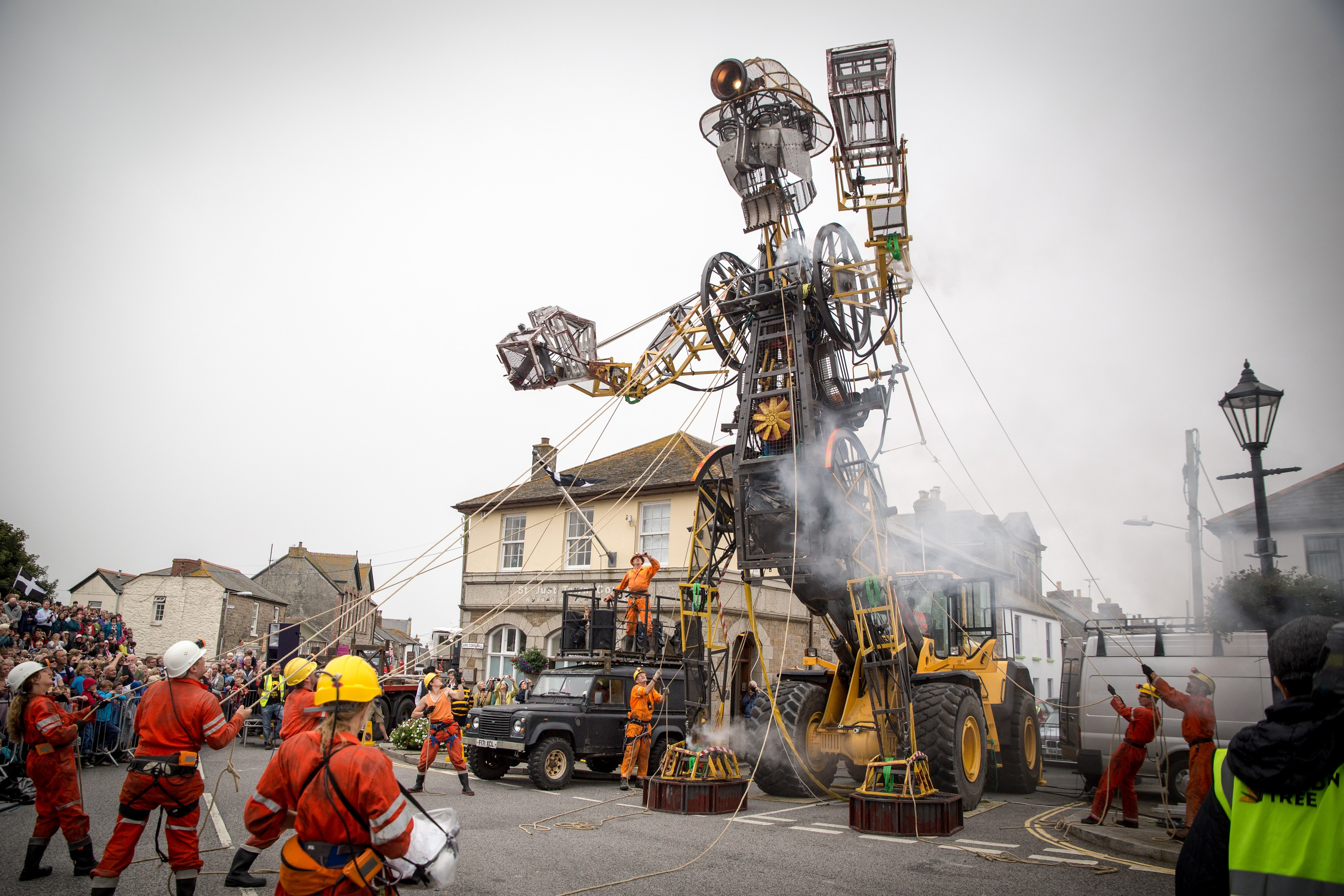 The Man Engine is Coming to Blists Hill Victorian Town, Ironbridge