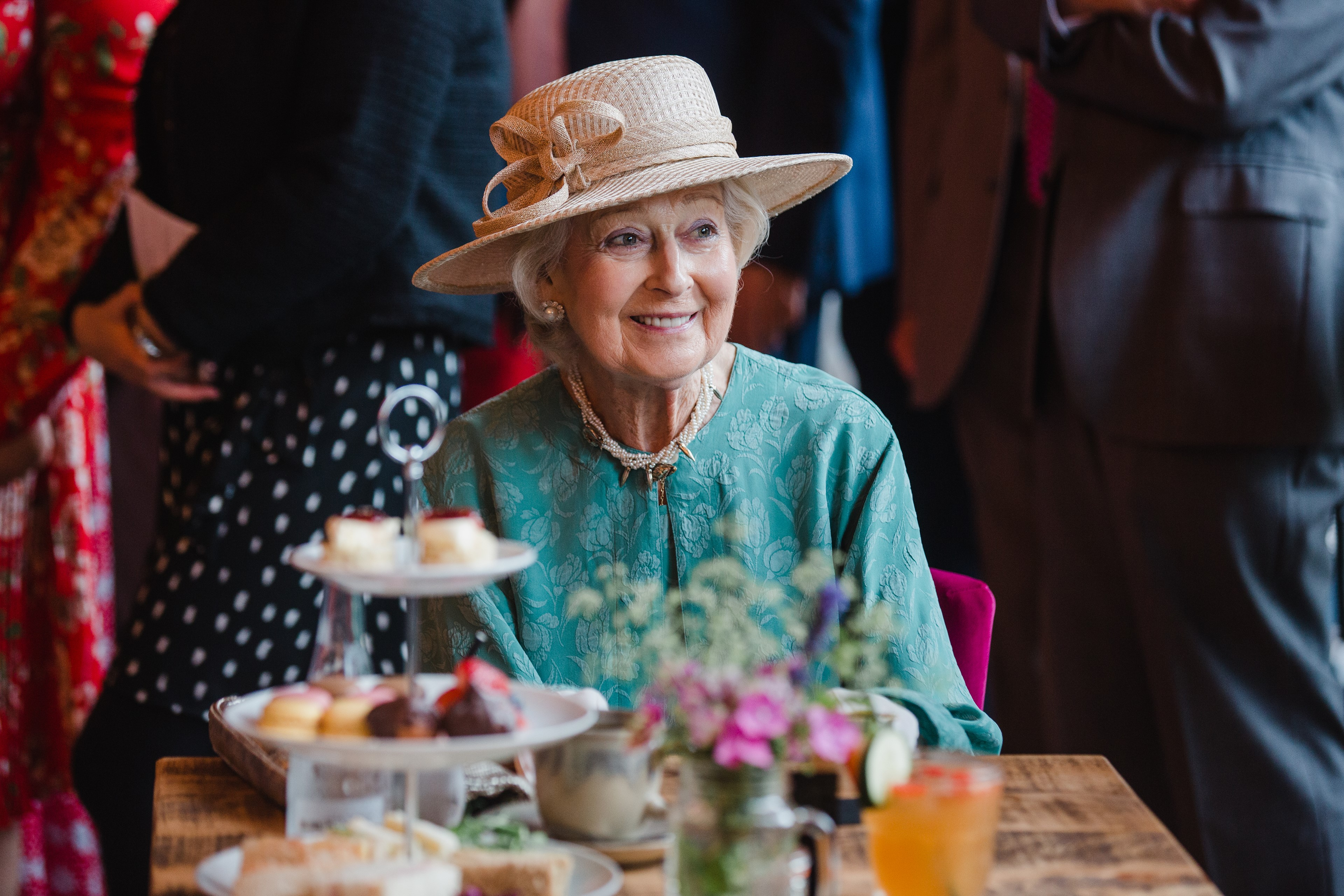 HRH Princess Alexandra opens The Furnace Kitchen