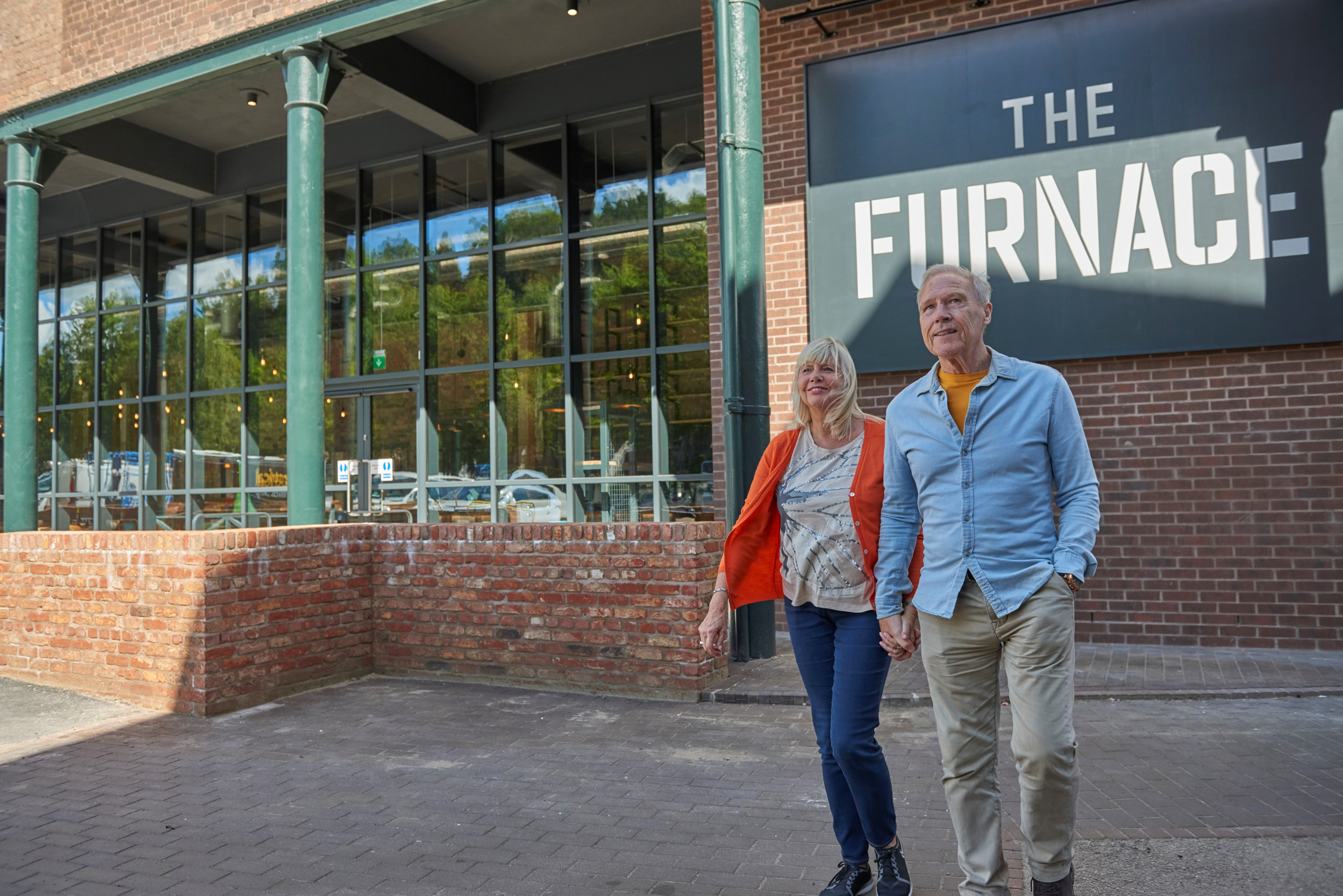Furnace Kitchen Fires Back to Life
