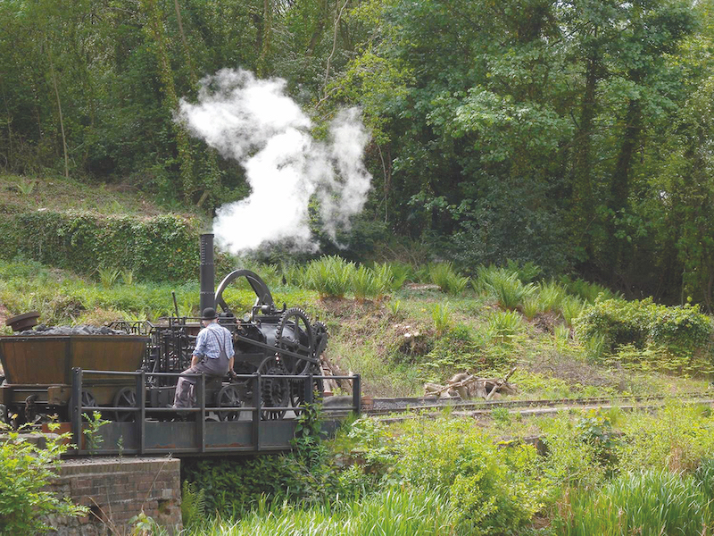 Great Days of Steam brought back to life at Blists Hill Victorian Town