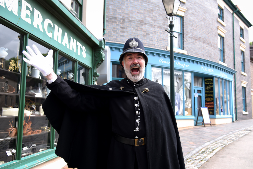 Just the ticket – The Ironbridge Gorge Museums give away free 4,000 tickets as part of the Festival of Imagination